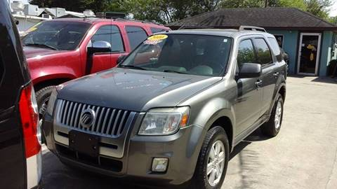 2010 Mercury Mariner for sale at Express AutoPlex in Brownsville TX