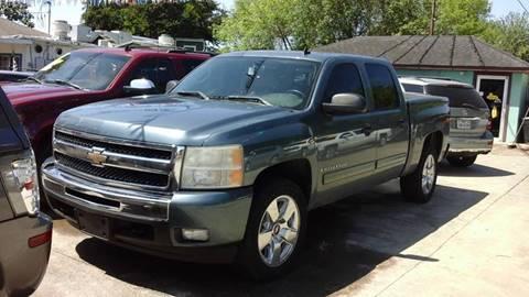 2009 Chevrolet Silverado 1500 for sale at Express AutoPlex in Brownsville TX