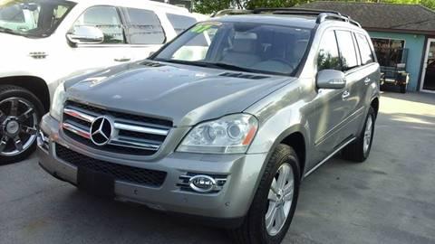 2007 Mercedes-Benz GL-Class for sale at Express AutoPlex in Brownsville TX