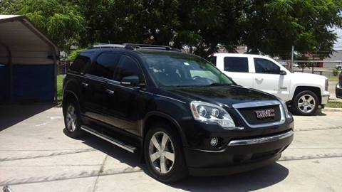 2012 GMC Acadia for sale at Express AutoPlex in Brownsville TX