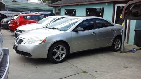 2007 Pontiac G6 for sale at Express AutoPlex in Brownsville TX