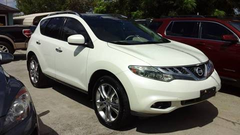2011 Nissan Murano for sale at Express AutoPlex in Brownsville TX