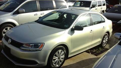 2011 Volkswagen Jetta for sale at Express AutoPlex in Brownsville TX
