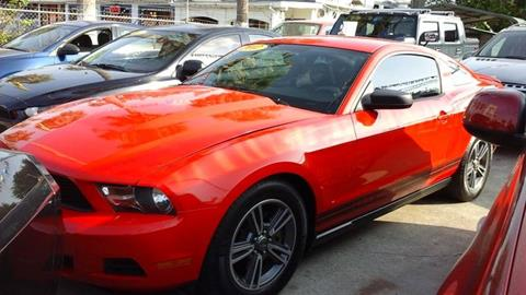 2012 Ford Mustang for sale at Express AutoPlex in Brownsville TX