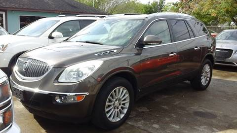 2009 Buick Enclave for sale at Express AutoPlex in Brownsville TX