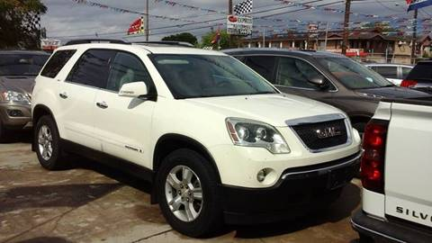 2008 GMC Acadia for sale at Express AutoPlex in Brownsville TX