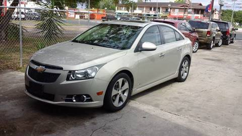 2011 Chevrolet Cruze for sale at Express AutoPlex in Brownsville TX