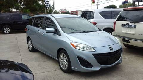 2012 Mazda MAZDA5 for sale at Express AutoPlex in Brownsville TX