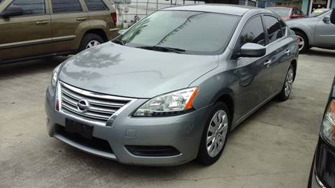 2013 Nissan Sentra for sale at Express AutoPlex in Brownsville TX
