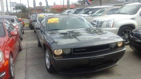 2014 Dodge Challenger for sale at Express AutoPlex in Brownsville TX