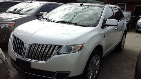 2011 Lincoln MKX for sale at Express AutoPlex in Brownsville TX