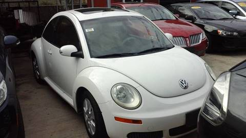 2009 Volkswagen New Beetle for sale at Express AutoPlex in Brownsville TX
