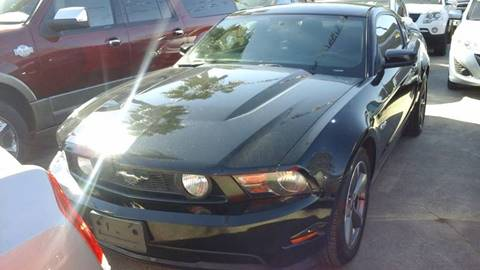 2011 Ford Mustang for sale at Express AutoPlex in Brownsville TX
