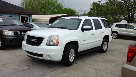 2007 GMC Yukon for sale at Express AutoPlex in Brownsville TX
