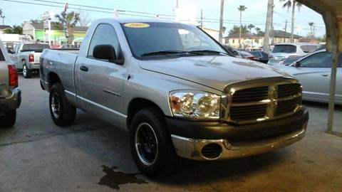 2007 Dodge Ram Pickup 1500 for sale at Express AutoPlex in Brownsville TX