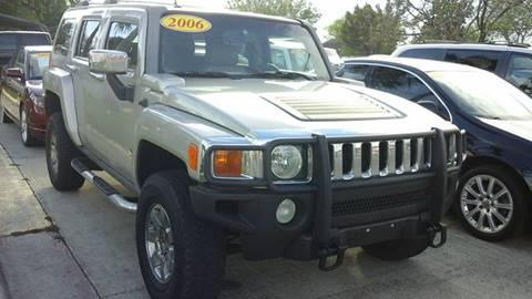2006 HUMMER H3 for sale at Express AutoPlex in Brownsville TX
