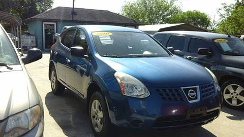 2010 Nissan Rogue for sale at Express AutoPlex in Brownsville TX