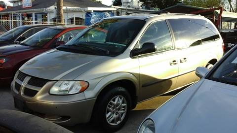 2002 Dodge Grand Caravan for sale at Express AutoPlex in Brownsville TX