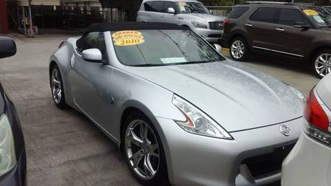2010 Nissan 370Z for sale at Express AutoPlex in Brownsville TX