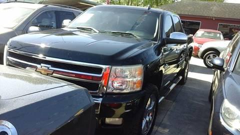 2011 Chevrolet Silverado 1500 for sale at Express AutoPlex in Brownsville TX