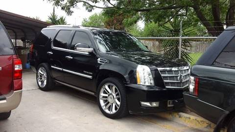 2011 Cadillac Escalade for sale at Express AutoPlex in Brownsville TX