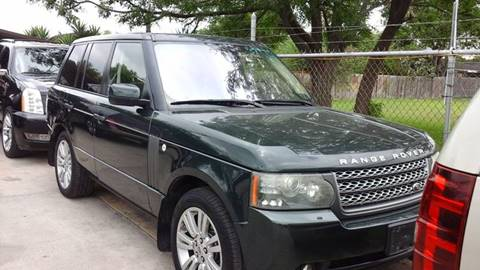 2010 Land Rover Range Rover for sale at Express AutoPlex in Brownsville TX