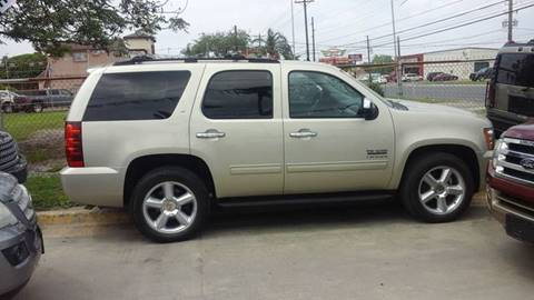 2013 Chevrolet Tahoe for sale at Express AutoPlex in Brownsville TX
