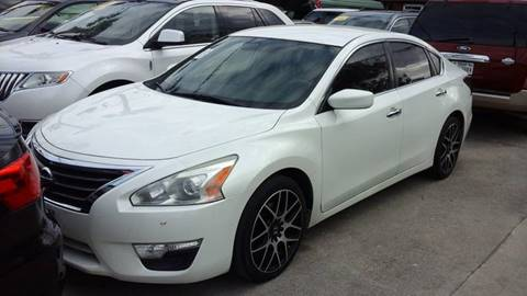2015 Nissan Altima for sale at Express AutoPlex in Brownsville TX
