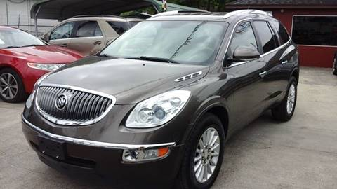 2008 Buick Enclave for sale at Express AutoPlex in Brownsville TX