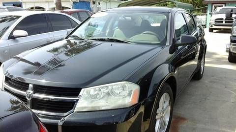 2008 Dodge Avenger for sale at Express AutoPlex in Brownsville TX