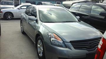 2007 Nissan Altima for sale at Express AutoPlex in Brownsville TX