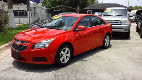 2014 Chevrolet Cruze for sale at Express AutoPlex in Brownsville TX