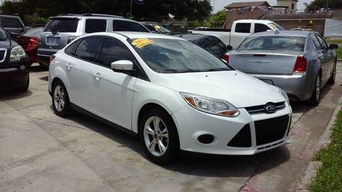2013 Ford Focus for sale at Express AutoPlex in Brownsville TX