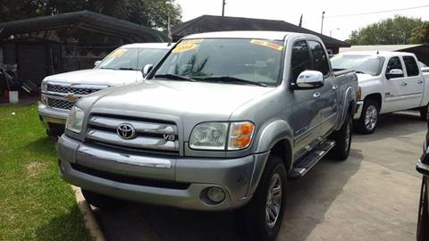 2004 Toyota Tundra for sale at Express AutoPlex in Brownsville TX