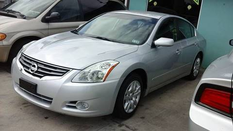 2010 Nissan Altima for sale at Express AutoPlex in Brownsville TX