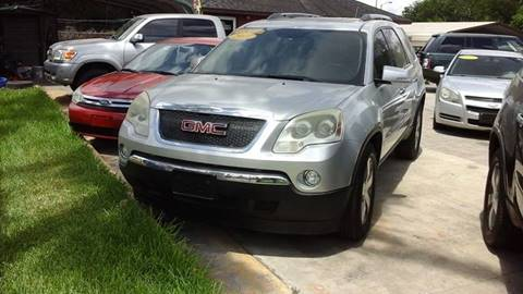 2011 GMC Acadia for sale at Express AutoPlex in Brownsville TX