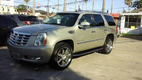 2008 Cadillac Escalade for sale at Express AutoPlex in Brownsville TX