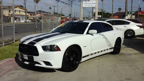 2013 Dodge Charger for sale at Express AutoPlex in Brownsville TX