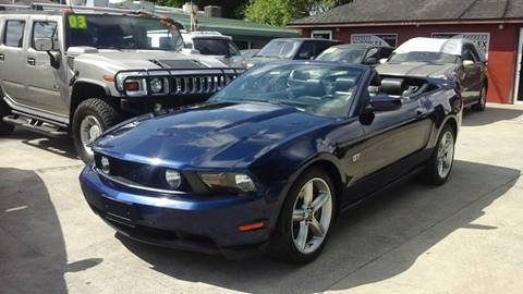2010 Ford Mustang for sale at Express AutoPlex in Brownsville TX