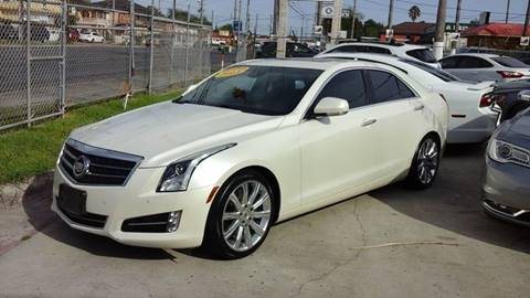 2013 Cadillac ATS for sale at Express AutoPlex in Brownsville TX