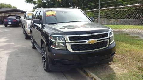 2015 Chevrolet Tahoe for sale at Express AutoPlex in Brownsville TX