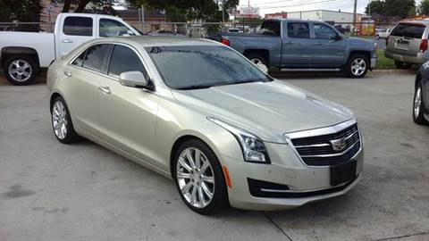 2015 Cadillac ATS for sale at Express AutoPlex in Brownsville TX
