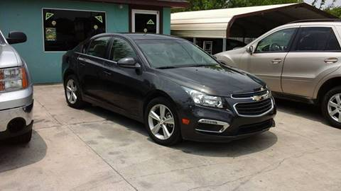 2015 Chevrolet Cruze for sale at Express AutoPlex in Brownsville TX