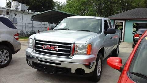 2013 GMC Sierra 1500 for sale at Express AutoPlex in Brownsville TX