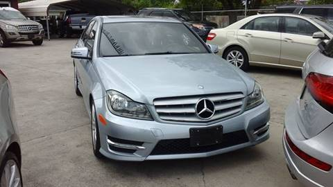 2013 Mercedes-Benz C-Class for sale at Express AutoPlex in Brownsville TX