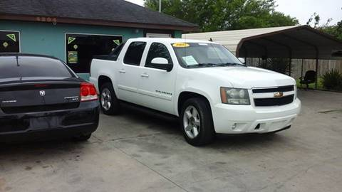 2007 Chevrolet Avalanche for sale at Express AutoPlex in Brownsville TX
