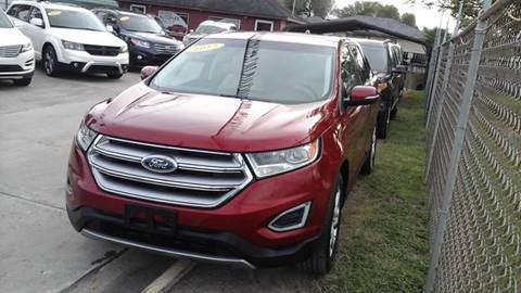 2015 Ford Edge for sale at Express AutoPlex in Brownsville TX