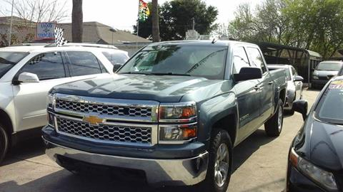 2014 Chevrolet Silverado 1500 for sale at Express AutoPlex in Brownsville TX