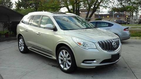 2013 Buick Enclave for sale at Express AutoPlex in Brownsville TX