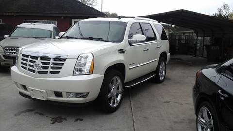 2012 Cadillac Escalade for sale at Express AutoPlex in Brownsville TX
